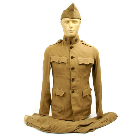 Original U.S. WWI Army Aviation Section Pilot Uniform Original Items