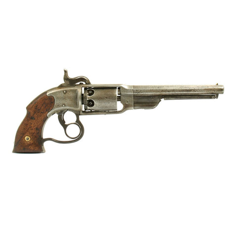 Original U.S. Civil War Savage 1861 Navy Model .36 Caliber Pistol Serial No 8269