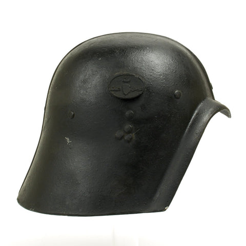 Original Iraqi Fedayeen Helmet - Operation Iraqi Freedom Bring Back