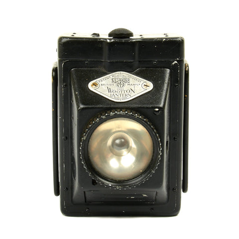 Original British 1930s Metropolitan Police Wootton Lantern by Smiths & Sons