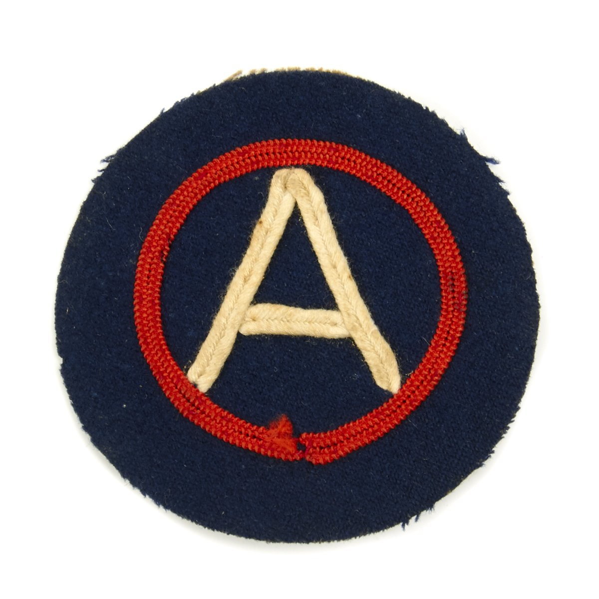 Original Us Wwi Aef Third Army Motor Transport Corps Named