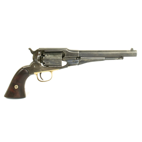 Original U.S. Remington New Model Navy Revolver- Partially Marked with Matching Serial Number 27745 Original Items