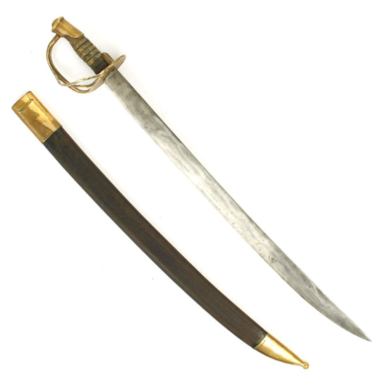 Original French 1822 Style Infantry Sword Issued in Mexico