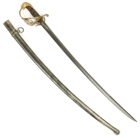 Original British East India Company Officer Sword Circa 1830 Original Items
