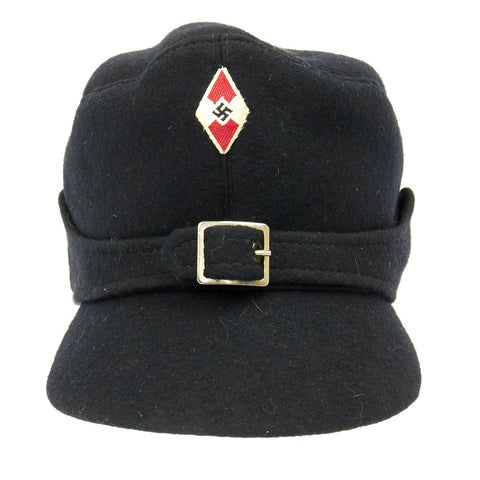Original German WWII Hitler Youth Ski Cap