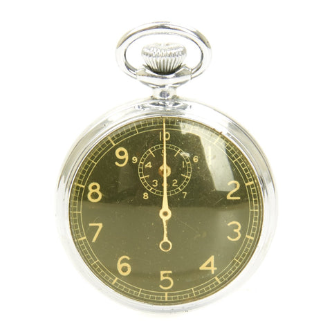 Original U.S. WWII 1944 Army Air Force B-17 Navigator Type A-8 Stopwatch By Waltham - Jitterbug