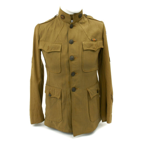 Original U.S. WWI Third Army Aero Squadron Tunic