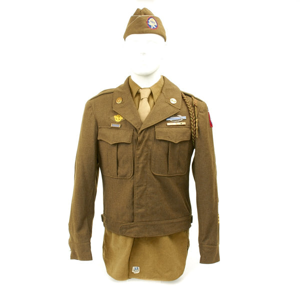 Will Nd airborne class a uniform