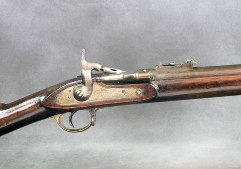 Original 1864 Experimental Snider Rifle with Loaded Chamber Indicator Original Items