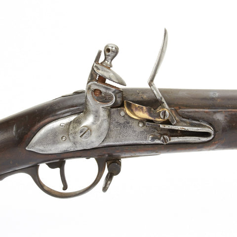 Original French M-1777 Charleville St. Etienne Flintlock Musket Original Items
