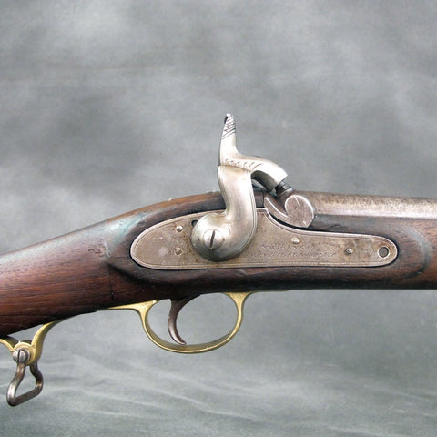 Original Bengal Irregular Cavalry British EIC Saddle Ring Carbine by Garden of London Original Items