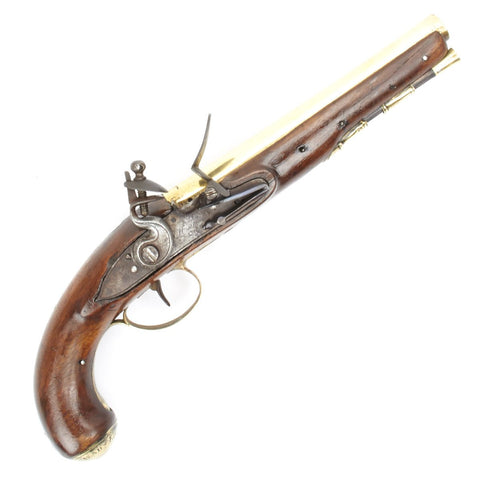 Original 1750 English Flintlock Pistol from the Haunted Duke's Head Pub, Kings Lynn Original Items