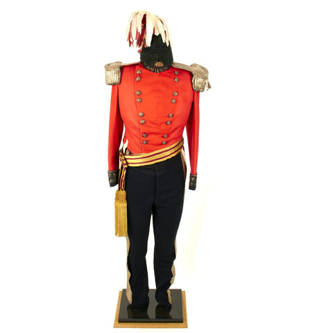 Original Lord Lieutenant of Ireland Uniform Set - Circa 1902