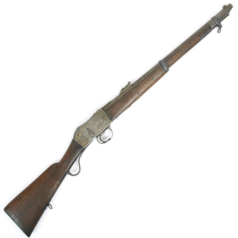 Original Belgian Manufactured Muscat Martini-Henry Cavalry Carbine with Trigger Safety