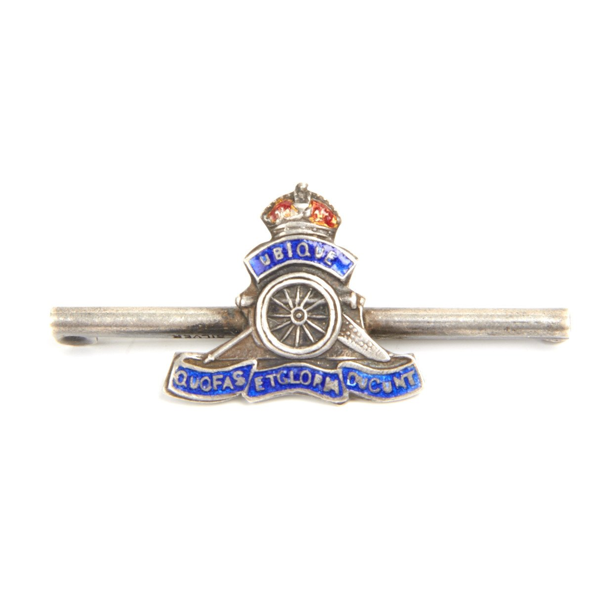 Cheap Price Original Us Wwii Sterling Silver Sweetheart Badge Other Militaria