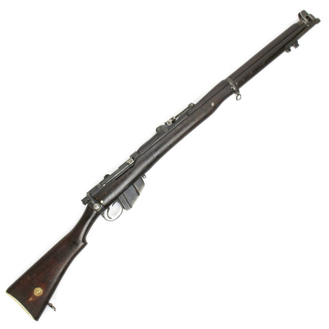 Original British SMLE .22 Short Rifle Mk III Dated 1898- Serial No.1324 Original Items