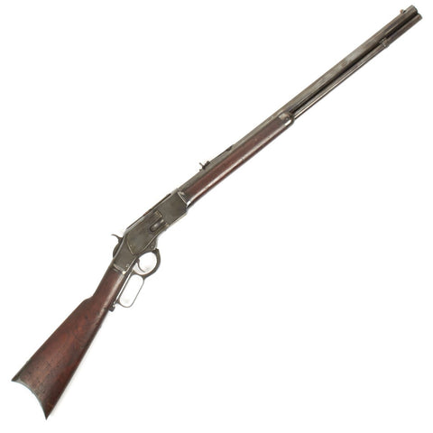 Original U.S. Winchester Model 1873 .38-40 Rifle with Octagonal Barrel - Manufactured in 1883