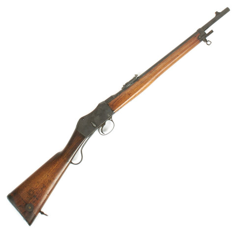 Original British 1877 Enfield Martini-Henry Artillery Carbine Converted to .303 in 1898 Original Items