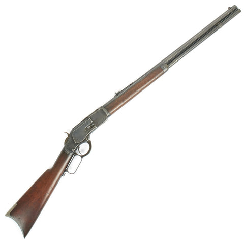 Original U.S. Winchester Model 1873 .38-40 Rifle with Octagonal Barrel - Manufactured in 1886