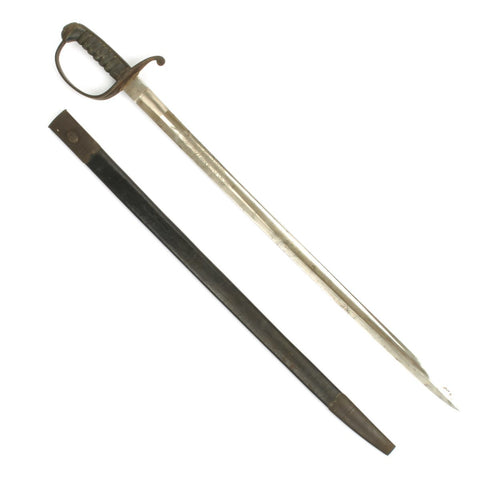 Original British Victorian Police N.C.P 1868 Sword with Scabbard by Parker Field & Sons of London