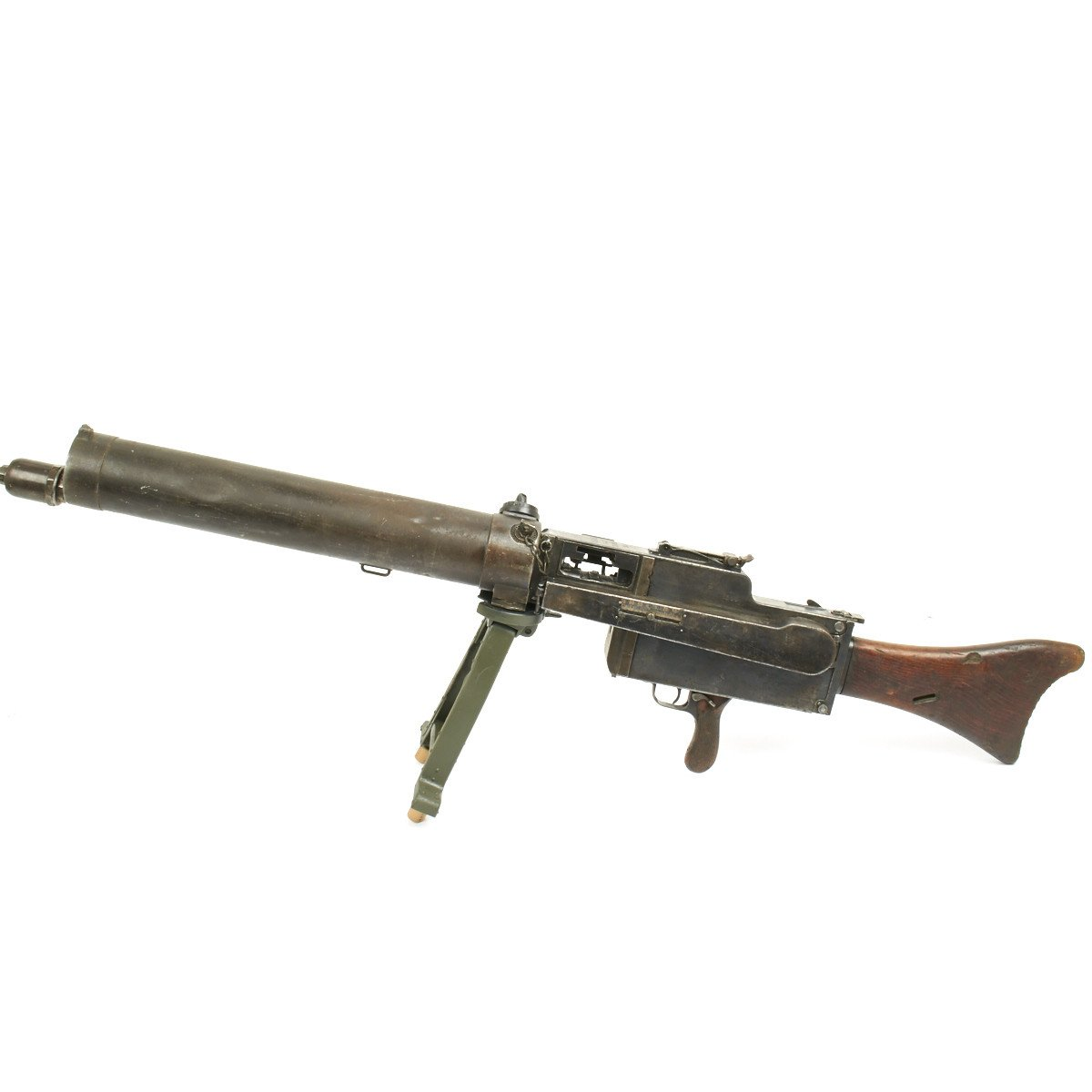Original German WWI Maxim MG 08/15 Display Machine Gun- Spandau 1917