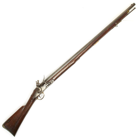 Original English India Pattern Brown Bess Flintlock Musket Marked to 71st Regiment