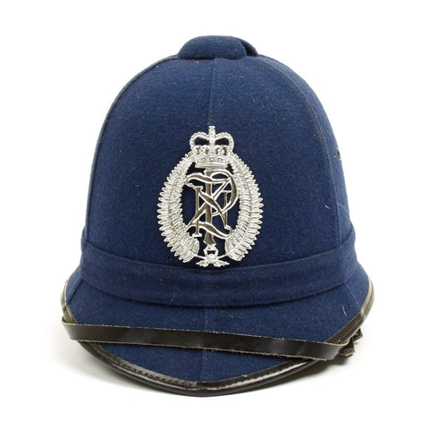 Original New Zealand Police Bobby Helmet