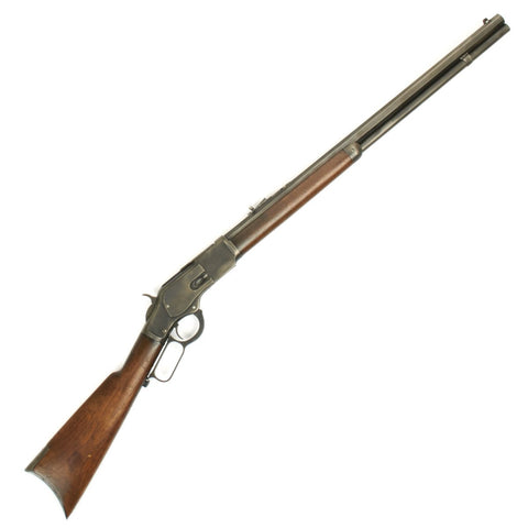 Original U.S. Winchester Model 1873 .44-40 Rifle with Octagonal Barrel - Manufactured in 1890