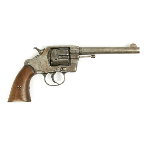 Original U.S. Colt Model 1894 Army Revolver D.A. .38 Serial No. 109172 - Made In 1898 Original Items