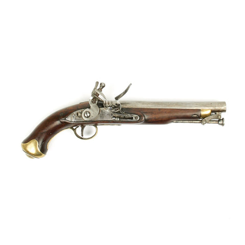 Original British 1810 New Land Pistol of 11th Regiment Light Dragoons