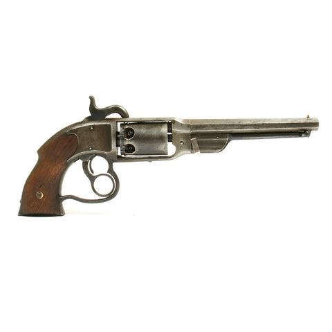 Original U.S. Civil War Savage 1861 Navy Model .36 Caliber Pistol Serial No 10285 Original Items