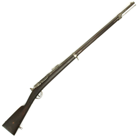 Original French Model 1866 Chassepot Needle Fire Rifle Dated 1867 - Matching Serial No 11701
