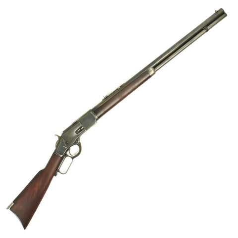 Original U.S. Winchester Model 1873 .44-40 Rifle with Round Barrel - Manufactured in 1881
