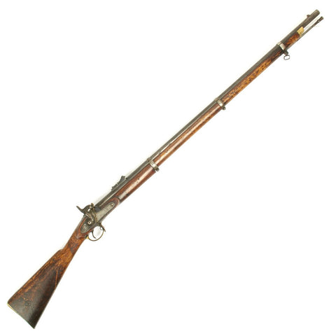 Original British P-1853 Enfield Rifle Musket Produced in Belgium - Dated 1857