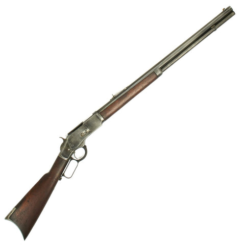 Original U.S. Winchester Model 1873 .44-40 Rifle with Octagonal Barrel - Manufactured in 1880