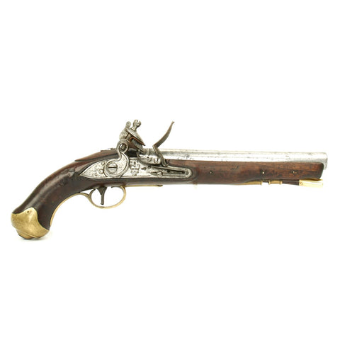 Original British 16th Light Dragoon Flintlock Pistol Circa 1805