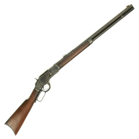 Original U.S. Winchester Model 1873 .44-40 Rifle with Octagonal Barrel - Manufactured in 1885
