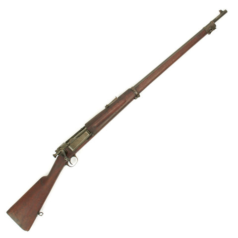 Original U.S. Springfield M1892 Krag Rifle Converted to M1896 - Manufactured in 1895