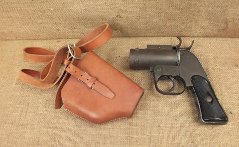 US WW2 37-mm Pistol, Pyrotechnic, M8