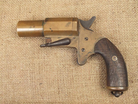French WW1 M1917 Flare Pistol