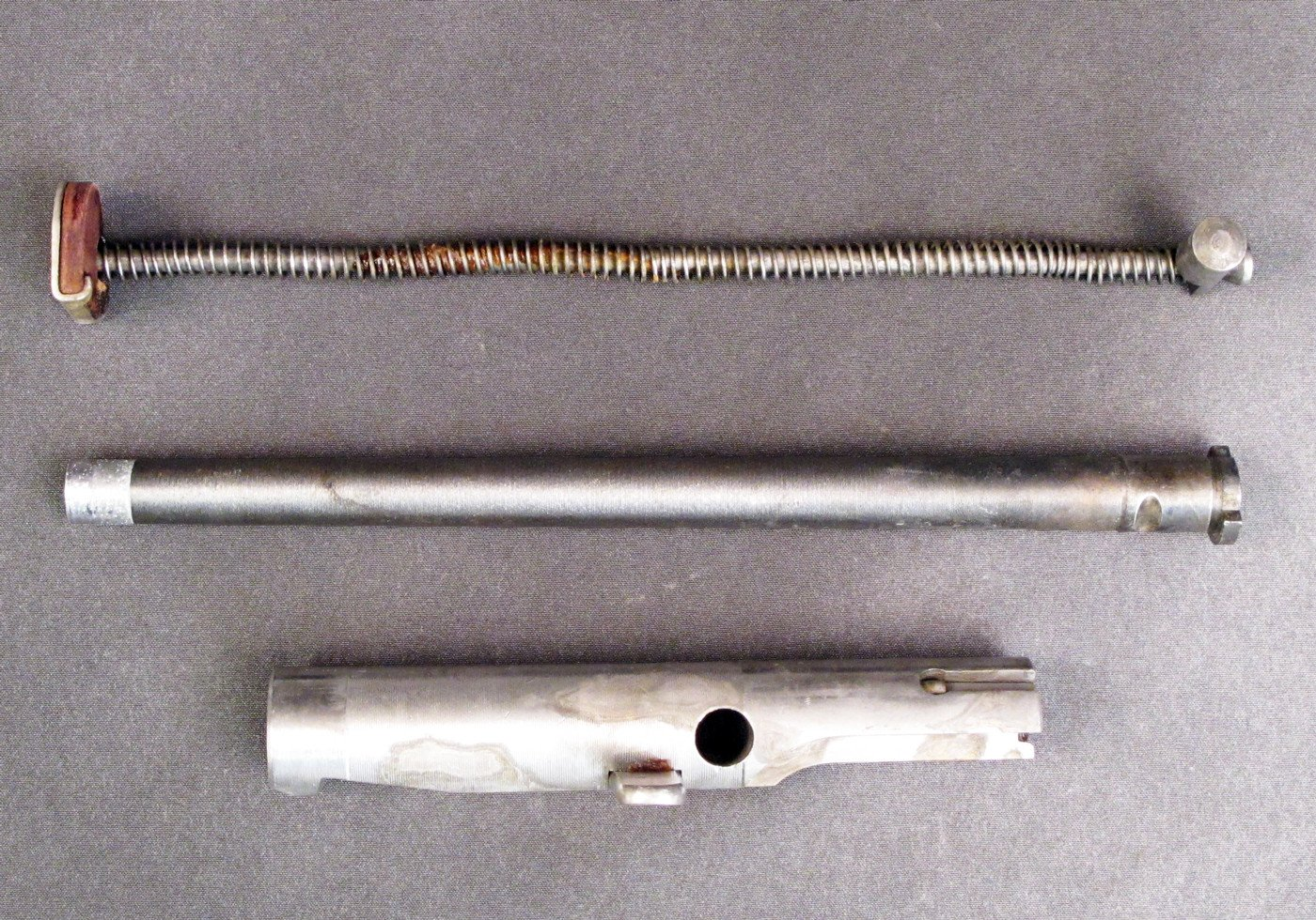 Russian PPS 43 Essential Parts Pack: Barrel, Bolt & Recoil Spring