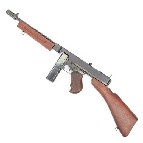 Original U.S. WWII Thompson M1928 Display SMG