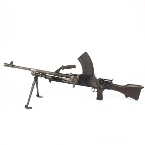 Original WWII British Bren Display LMG MKI (M) with Mk 2 Barrel