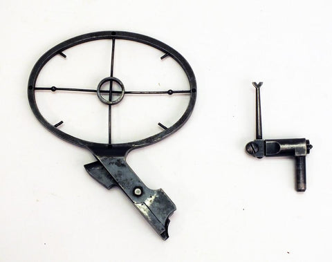 German WW2 ZB26 & ZB30 Antiaircraft Sight Set : Front & Rear