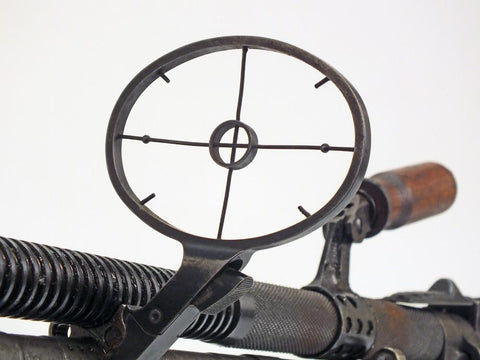 German WW2 ZB26 & ZB30 Antiaircraft Front Spider Sight