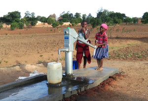 Mono-pump in Malawi