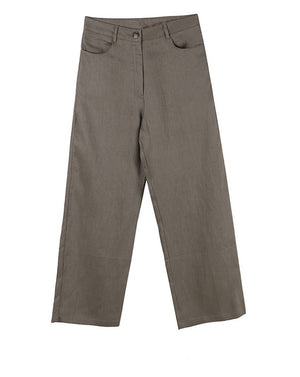 Ami Pants (Dark Green)