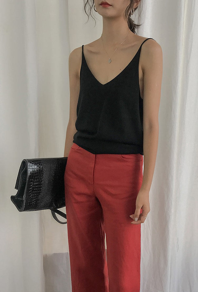 Ami Pants (Red)