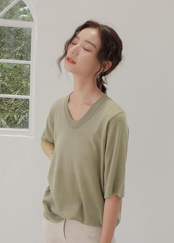 Anarie Top (Green)