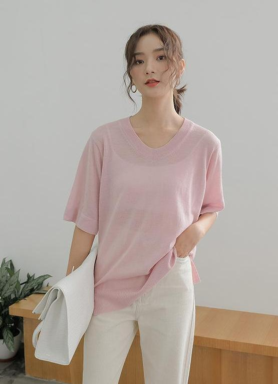 Anarie Top (Pink)